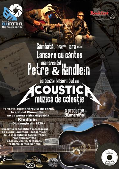 Lansare Acoustica: Monsters of Folk