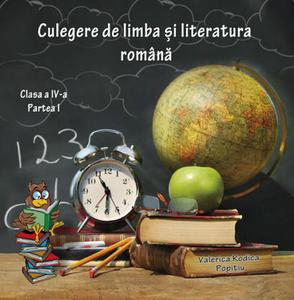 Culegere de limba si literatura romana